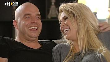 RTL Boulevard Andy van der Meijde en Melissa ambieren reallife soap