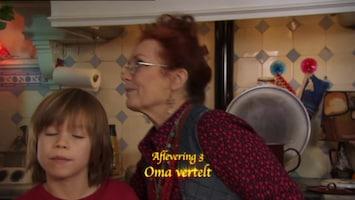 Marjolein En Het Geheim Van Het Slaapzand Oma vertelt...