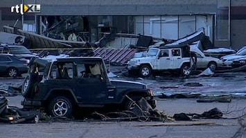 RTL Nieuws 43 doden door tornado's VS