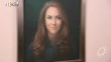 RTL Boulevard Eerste portret Kate Middleton