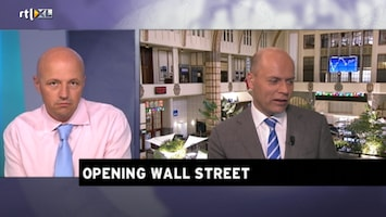 Rtl Z Opening Wall Street - Afl. 120