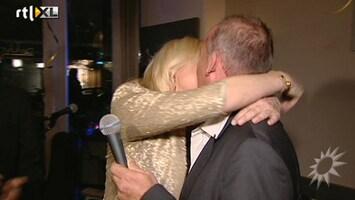 RTL Boulevard Sonja Bakker ten huwelijk gevraagd