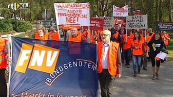 RTL Nieuws Ruzie bij vakbond FNV
