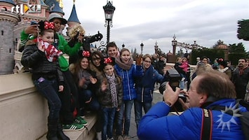 RTL Boulevard The Voice Kids in Disneyland