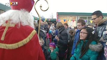 RTL Nieuws Sinterklaas heeft weinig last van winterweer