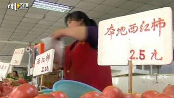 RTL Z Nieuws 09:00 Sterkere yuan zou inflatieprobleem China oplossen