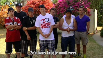 Holland In Da Hood - Alles Of Niets