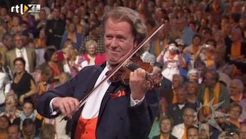 RTL Boulevard Andre Rieu cancelt tournees