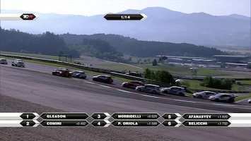 RTL GP: TCR Series Oostenrijk - Red Bull Ring