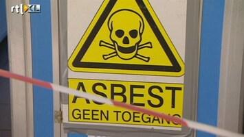 RTL Nieuws Asbestpaniek vaak helemaal niet nodig