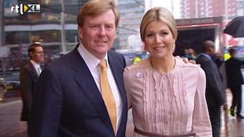 RTL Nieuws Willem-Alexander: Grote eer om mijn moeder op te volgen