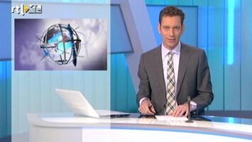 RTL Nieuws CBS: 'Nederland in diep economisch dal'