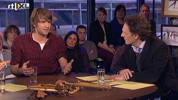 """Rtl Sportcafe: Schaatsen - Rtl Sportcafé: Schaatsen """"aflevering 3"""""""