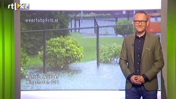 RTL Weer Buienradar Update 19 augustus 2013 16:00 uur