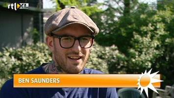 RTL Boulevard Debuut album Ben Saunders