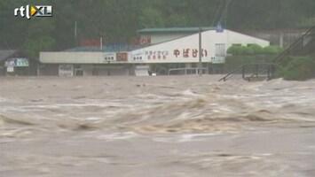 RTL Nieuws Zeker 20 doden bij overstromingen Japan
