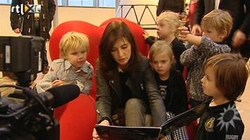 RTL Boulevard Carice van Houten schrijft sinterklaasboek