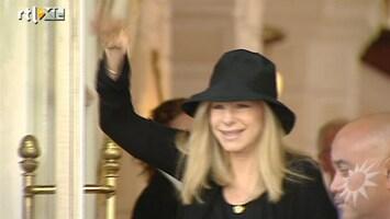 RTL Boulevard Vanavond concert van de legendarische Barbra Streisand