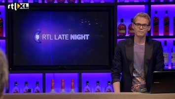 RTL Late Night News Desk