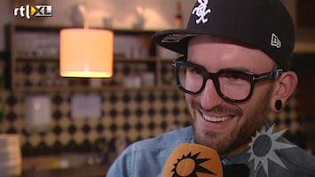 RTL Boulevard Ben Saunders jarig en nieuwe single!