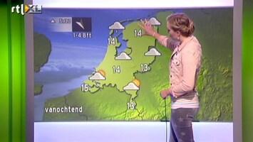RTL Weer Buienradar Update 12 juli 2013 10:00 uur