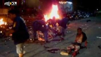 RTL Nieuws Doden door bommen in zuiden Thailand