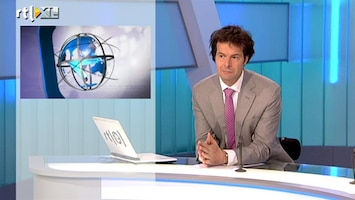 RTL Z Nieuws 17:00 Waarschuwing S&P haalt beurzen wereldwijd onderuit
