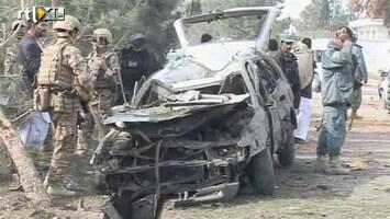 RTL Nieuws Doden bij aanslag in Helmand