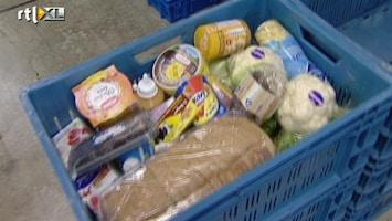 RTL Nieuws Voedselbanken drukker dan ooit