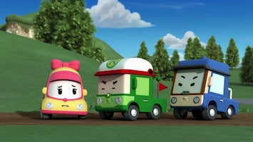 Robocar Poli - Ons Geheime Clubhuis