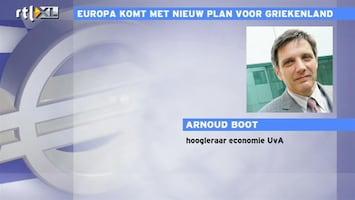 RTL Z Nieuws Hoogleraar Boot: op korte termijn is exit Grieken niet in belang Europa