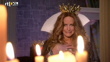 De Tv Kantine - De Koningin Van De Ad-lib