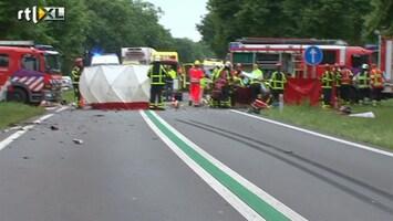 RTL Nieuws 19-jarige jongen omgekomen bij bosongeluk