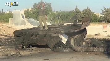 RTL Nieuws Rebellen Syrië zetten aanval in op centrum Aleppo