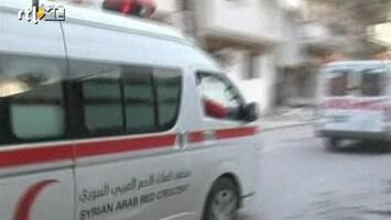 RTL Nieuws Rode Kruis mag weer helpen in Syrië