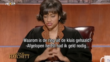 Judge Hatchett - Afl. 100