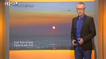 RTL Nieuws Vandaag zon, morgen voorlopig dieptepunt