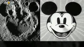 RTL Nieuws Mickey Mouse op Mercurius