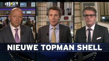RTL Z Voorbeurs Wie is Ben van Beurden?