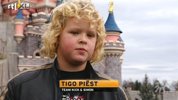RTL Boulevard The Voice Kids battles met Tigo