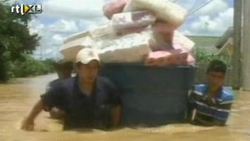 RTL Nieuws Noodtoestand na overstromingen Bolivia