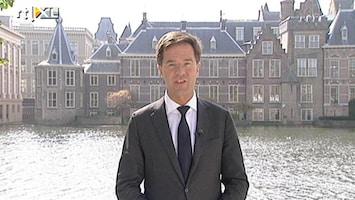 RTL Nieuws Rutte: We denken aan prins Friso