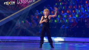 Everybody Dance Now De auditie van Jochem
