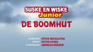 Suske En Wiske Junior - De Boomhut