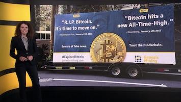 Nieuw crimineel record voor bitcoin