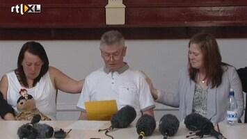 RTL Nieuws Emotionele verklaring familie gedode militair