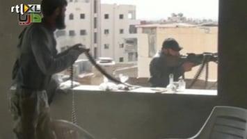 RTL Nieuws Frankrijk en Engeland willen Syrische rebellen helpen
