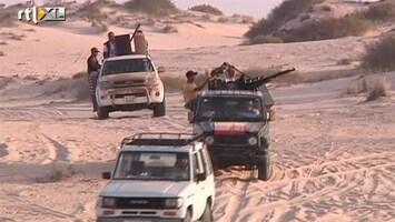 RTL Nieuws Burkina Faso weet niet waar Khadaffi is