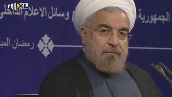 RTL Nieuws Nieuwe president Iran wil onderhandelen over kernprogramma