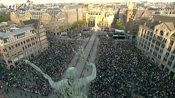RTL Nieuws Nederland herdenkt oorlogsdoden